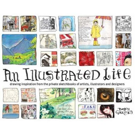 An Illustrated Life (book cover)